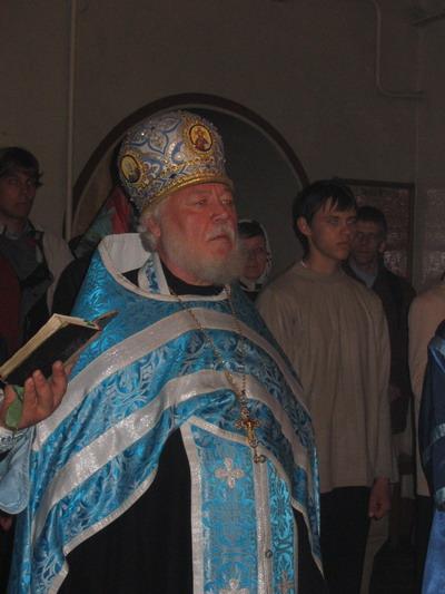 33 года священнического служения